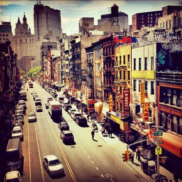 213. Streets of New York