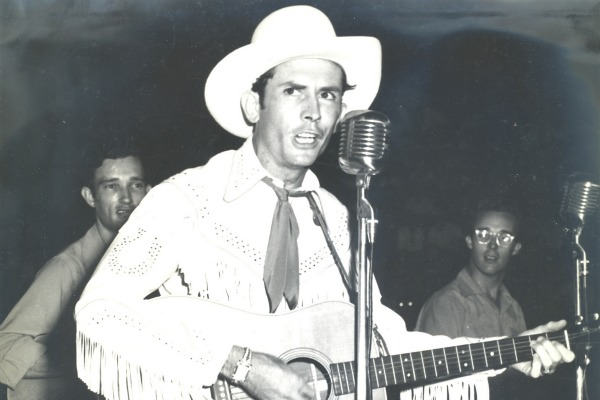 Hank Williams Sr. File Photo
